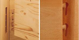 Massivholzbetten Metallfrei bettzeit massivholzbetten bettzeit